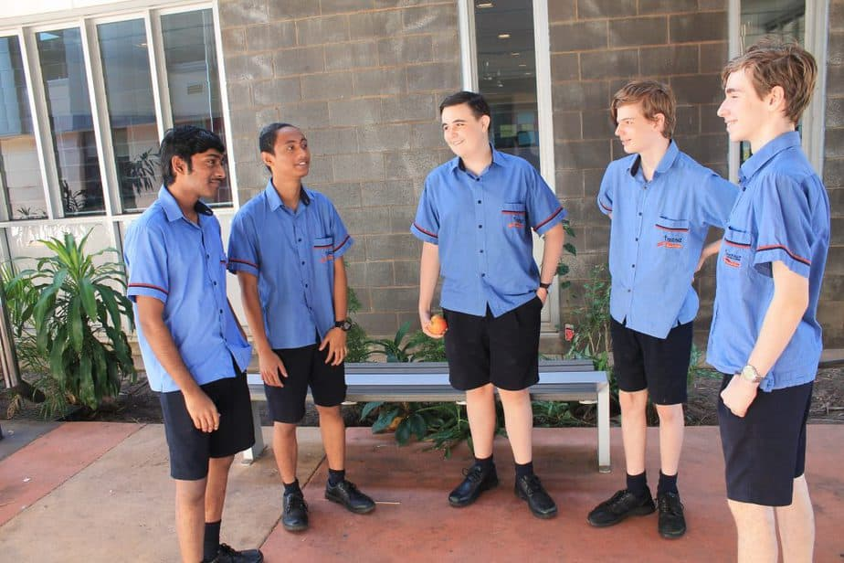 Senior Boys Uniform