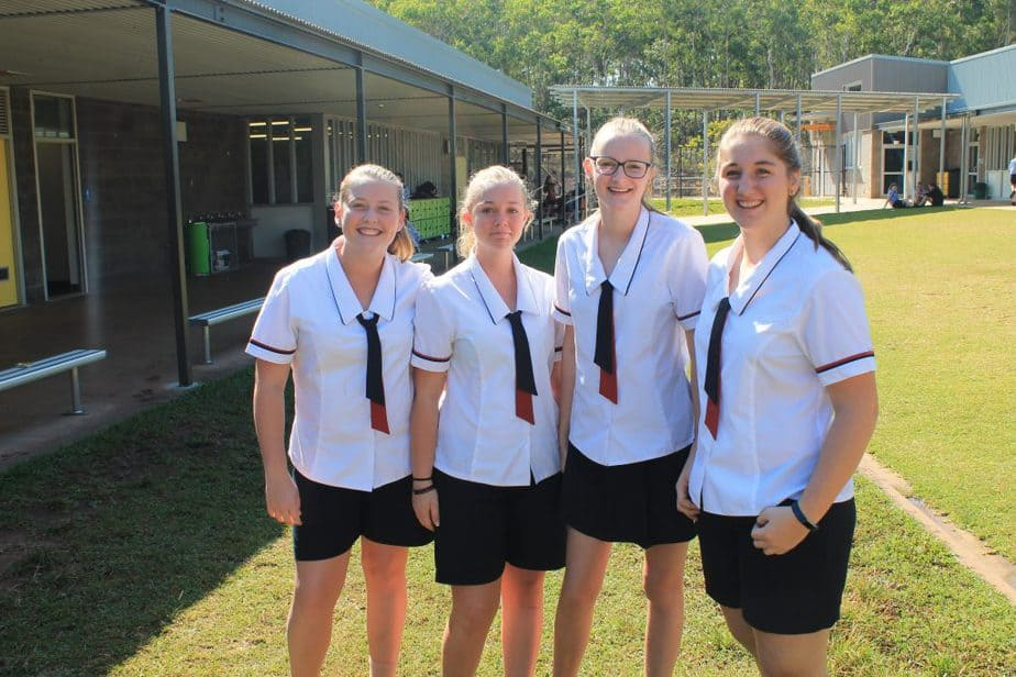 Senior Girls Uniform