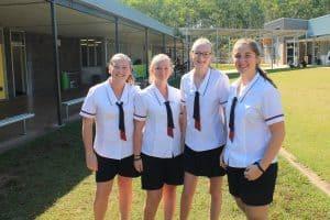 Senior Girls Uniform