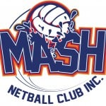 Mash Netball Club Logo