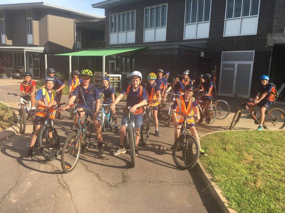MacKillop Mountain Biking