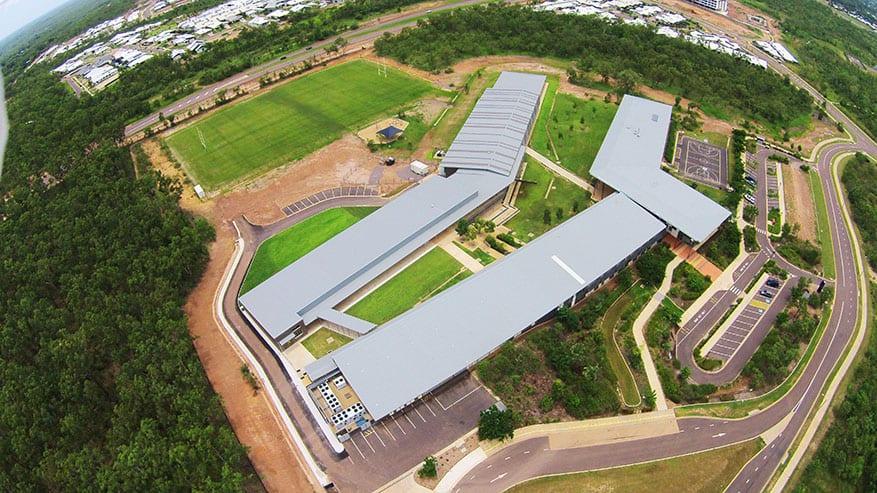 MacKillop Catholic College Aerial